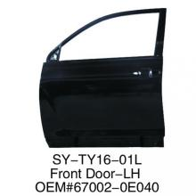TOYOTA Highlander 2007-2014 Front Door-L