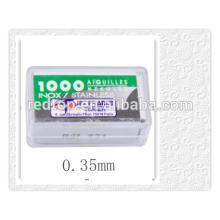 sterilize Permanent loose tattoo needles
