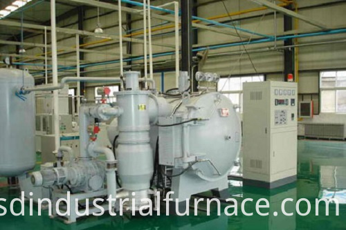 Net Belt Tempering Furnace
