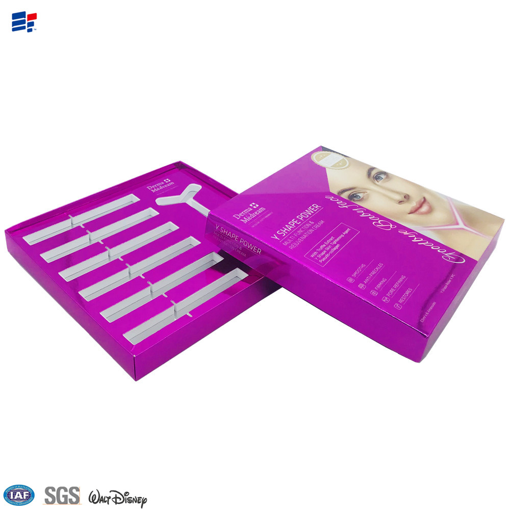 Paper Cosmetic Folding Box Supplier