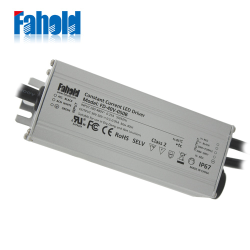 AC480V 0-10V Gradation Driver LED