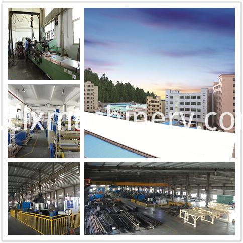 LLDPE film production line