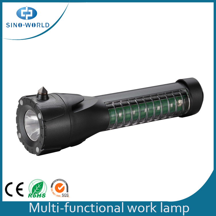 Led Work Light With A Hammer