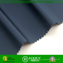 Tela de Pongee de poliéster compuesta con tirantes oscuros para chaqueta casual