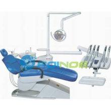 Unité dentaire montée sur chaise MODÈLE NOM: KJ-916