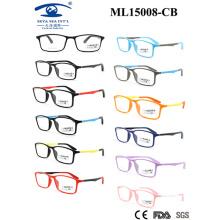 Baratos vidrios ópticos coloridos para los niños (ML15008)