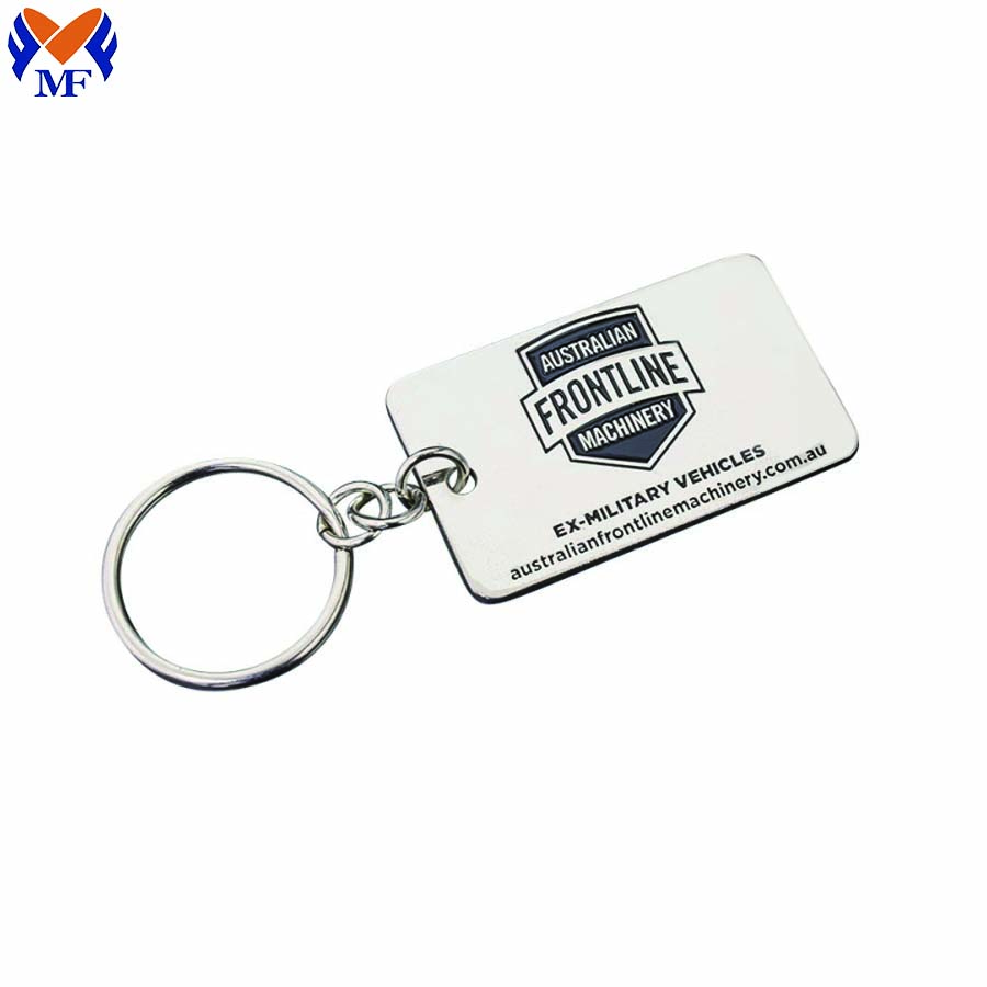 Starbucks Stainless Steel Keychains