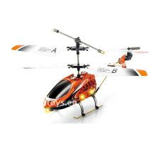 Heißer Verkauf JXD Metal Series 339 3CH RC Hubschrauber RTF mit Gyro (Orange)