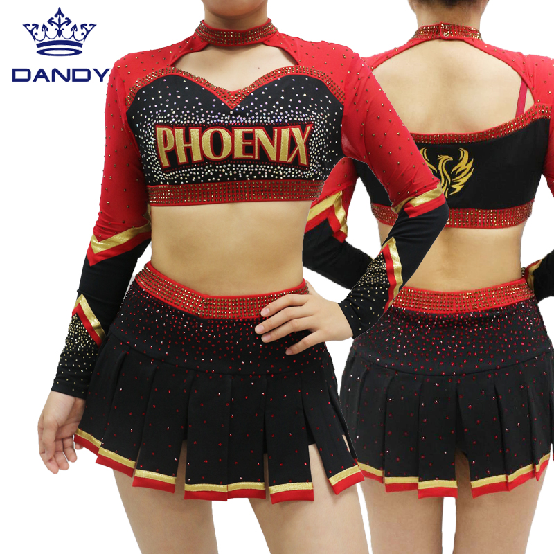 cheer uniforms for competition