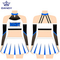 Off Shoulder Führt Cheerleading-Uniformen durch