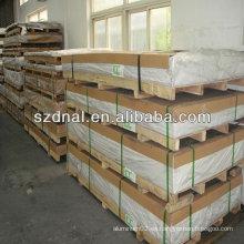 Hoja de aluminio H12 de alta calidad 8011