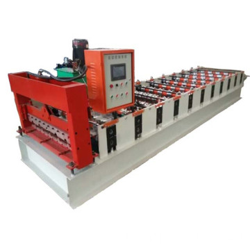 aluminium roofing sheet making machine