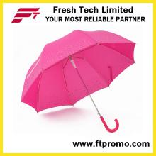 Apolo Auto Open Straight Umbrella for Printed