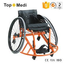 Leichter Sport-Basketball-Rollstuhl aus Aluminium
