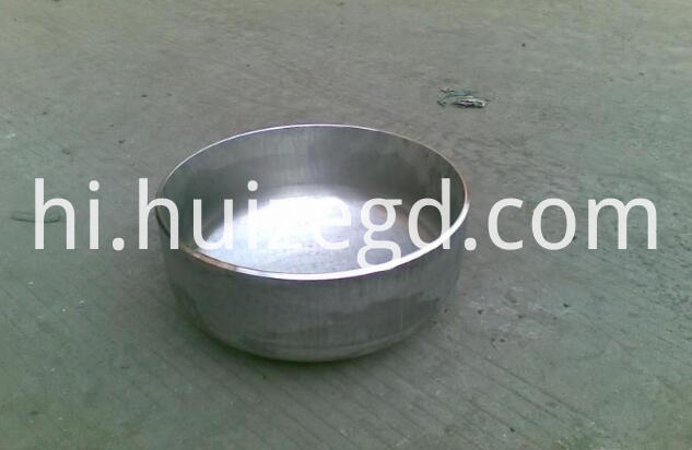 Stainless Steel 316 End Cap