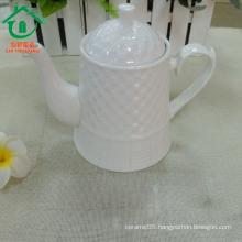 Home water jug,hotel teapot ,ceramic kettle