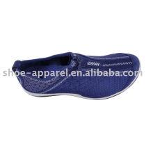 mais recente mens sapatos de lazer com zíper pés amarrados