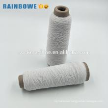 Cheap price socks elastic rubber spandex covered yarn for socks & gloves