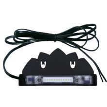 2W 5W LED-Decklicht-Garten-Beleuchtung-Schritt-Treppe IP67