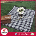 100% Acrylic waterproof outdoor blanket, Easy-carrying acrylic picnic blanket, Waterproof portable acrylic picnic camping rugs