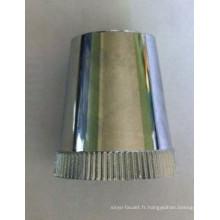 Accessoire de robinet en plastique ABS avec finition chromée (HW-003)