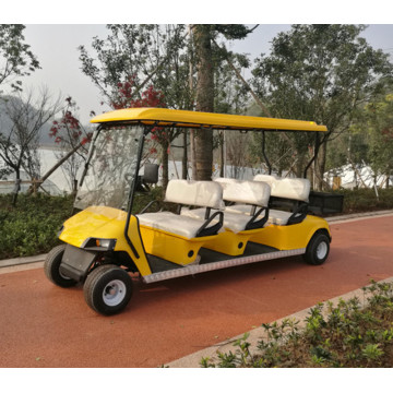 Voiture de golf essence 6 places club car