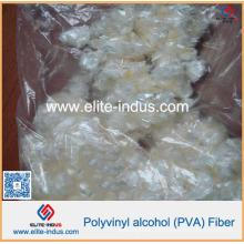 Fibra de alcohol de polivinilo de alta calidad para el cemento de fibra