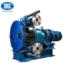 High viscosity industrial hose peristaltic pump