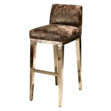 Hotel de lujo Barstool Chair Hotel Furniture