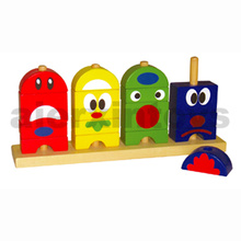 Wooden Stacking Animals (80762)