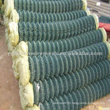 PVC Coated Chain Link Fence 2.4mm