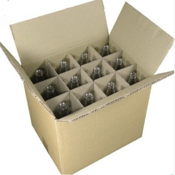 12 Bottles Beer Bottle Paper Packaging Cartons