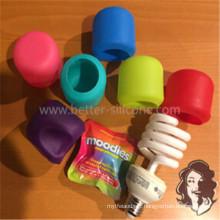 Hot Sale Capsulas de lâmpada de silicone resistentes ao calor