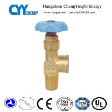 High Pressure Medical Nitrogen Cylinder Valve