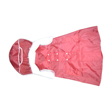baby PVC Polyester Raincoat