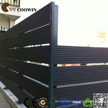 140X13mm waterproof composite timber fence