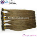 Last 12 Months Double Drawn Cuticle Aligned Flat Tip Hair