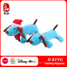 Animal en peluche de jouets en peluche pour chien