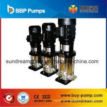 Pompe à eau multi-étages en acier inoxydable