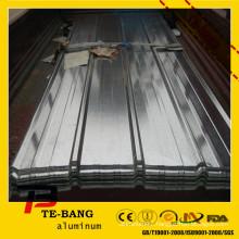 High quality slotted aluminum sheet