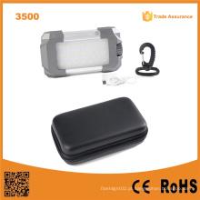Lumifire 3500 portátil lanterna brilho LED com carregador USB