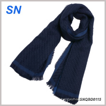Cheap Price with High Quality Fashion Men Scarf Knitting
