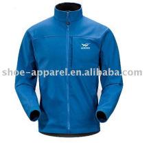 Athletic men breathable sports jacket