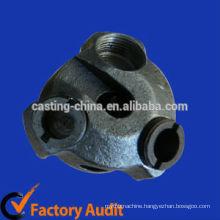 Custom carbon steel drill bit mill