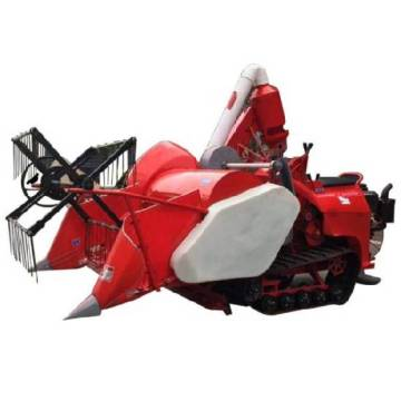 Paddy Rice Cutting Harvester Machine Price