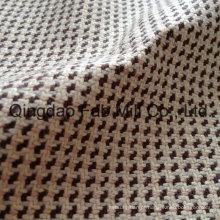 Fio de cânhamo tecido tingido com Lurex (QF13-0110)