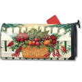 Aimant Exterieur Sur Mesure FARMHOUSE PINEAPPLE Mailbox Cover