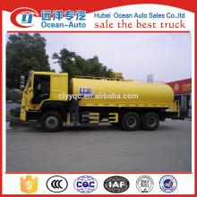 20000Liter 6x4 HOWO water trucks for sale