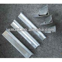 Flange de duto TDC para metal duto retangular