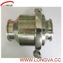 Вэньчжоуский санитарно-гигиенический обратный клапан из нержавеющей стали